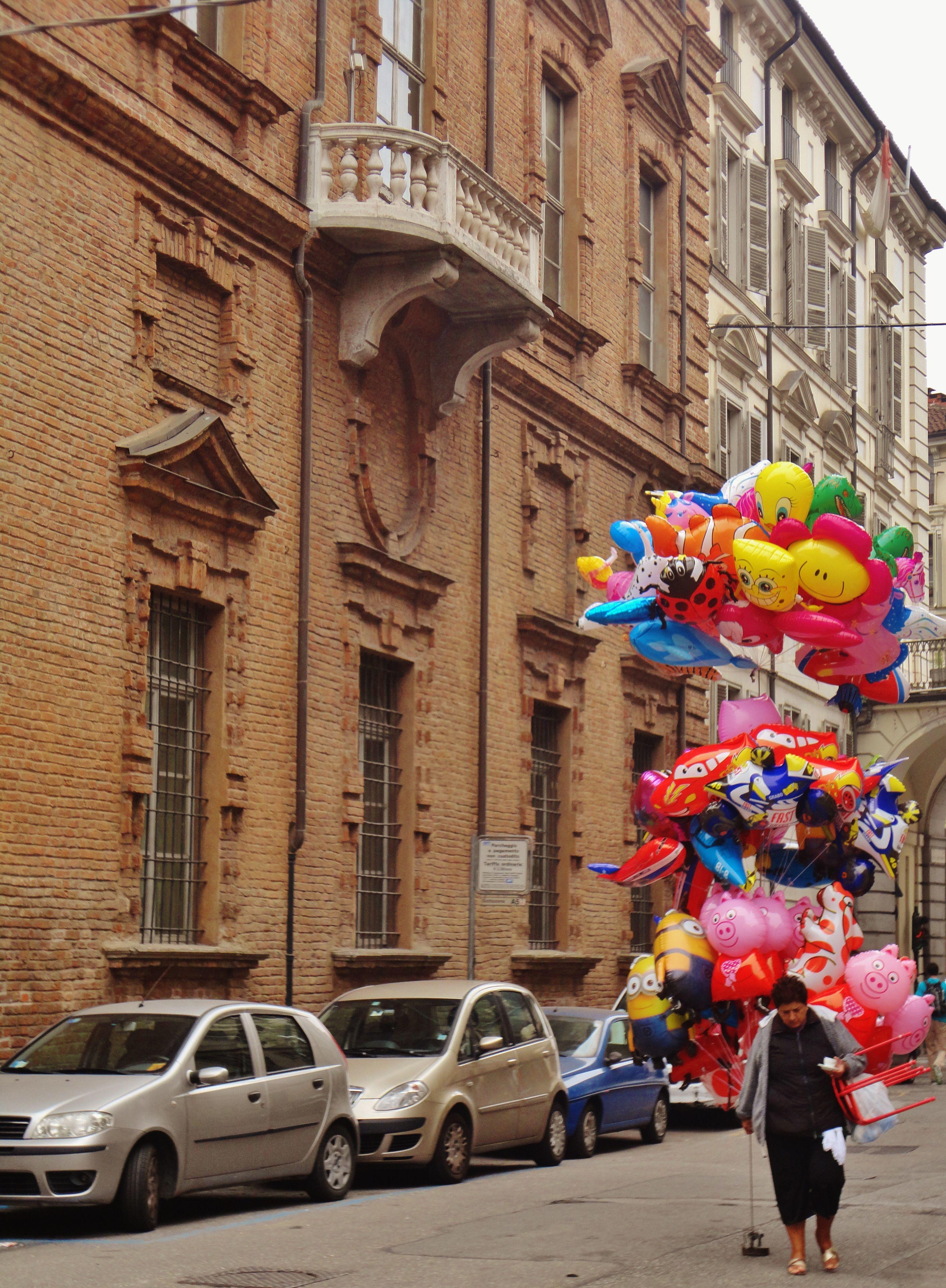 city life in Torino by Marcella Bodo