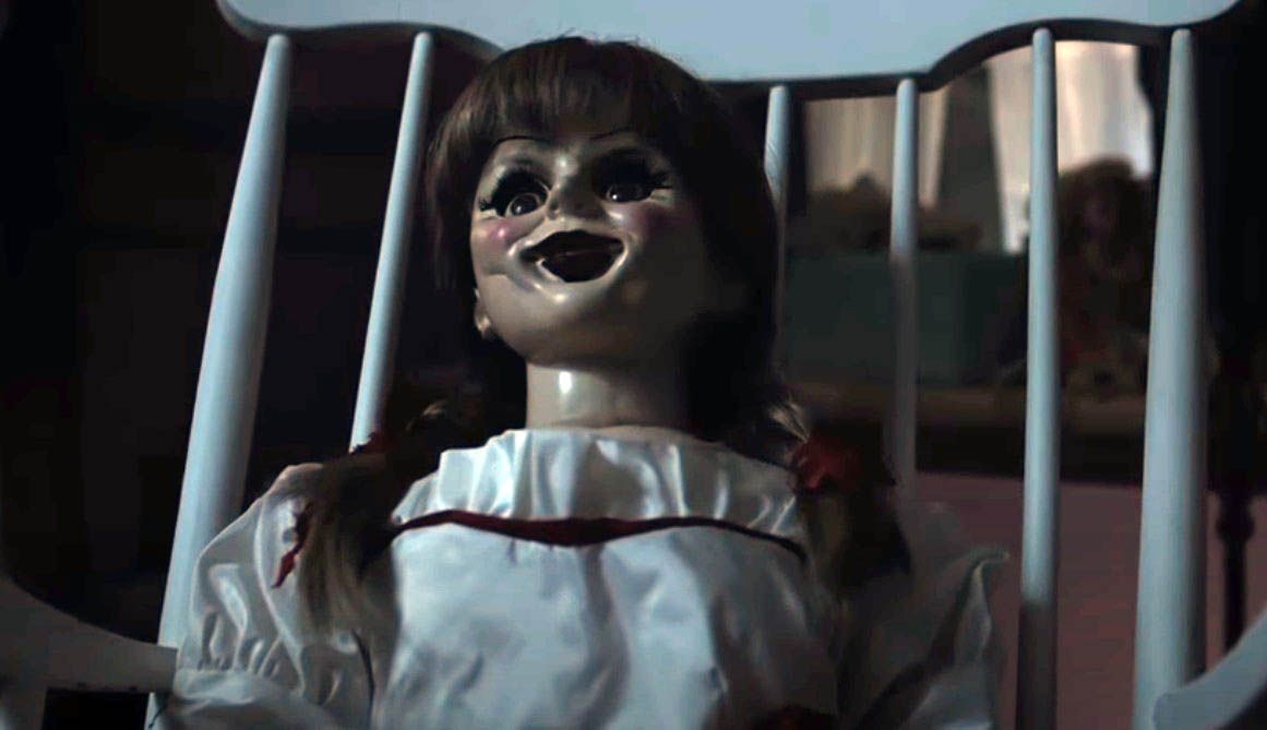 Annabelle Primeiro Filme Já Está Disponível No Catálogo Da Netflix Online Séries Filme Annabelle Filmes Netflix