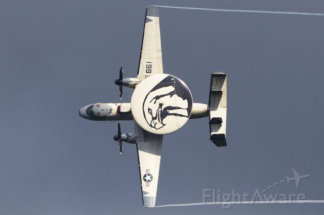 FlightAware > Photo of Grumman E-2 Hawkeye