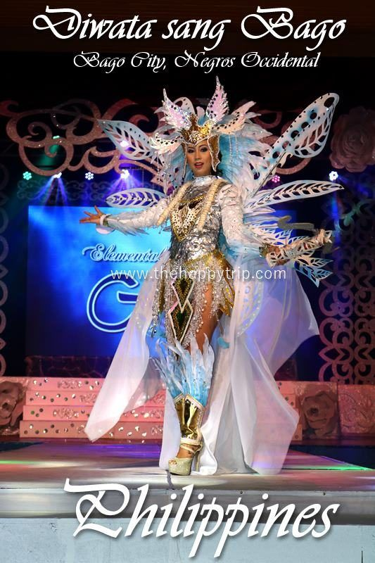 DIWATA SANG BAGO is an annual festival queen (Babaylan
