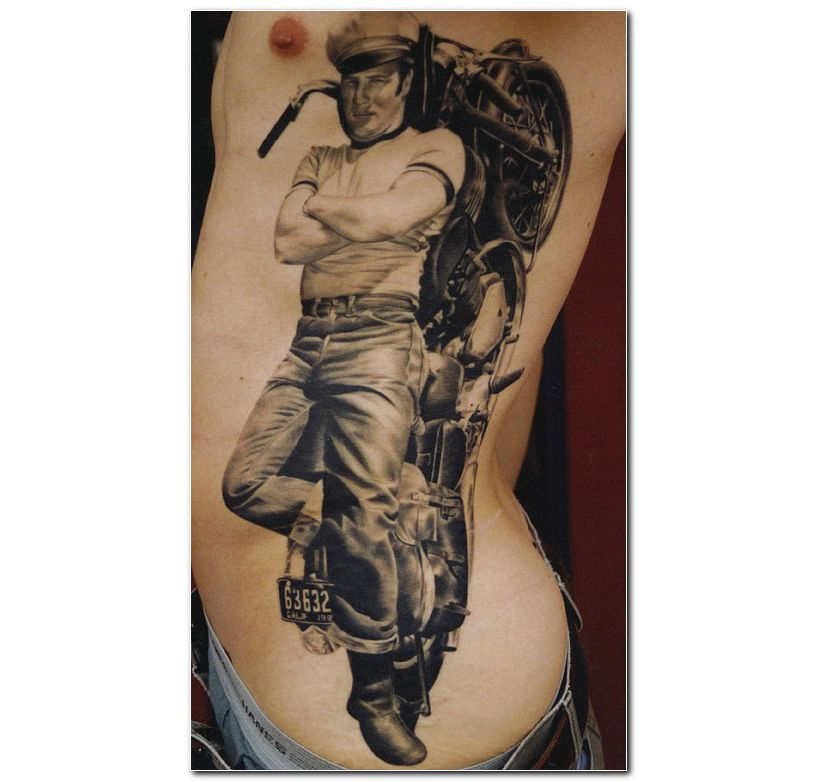 Biker Tattoo Design - Download Free Biker Tattoo's