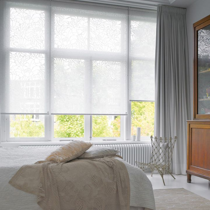 Get inspired by Luxflex window decoration Estores Enrollables