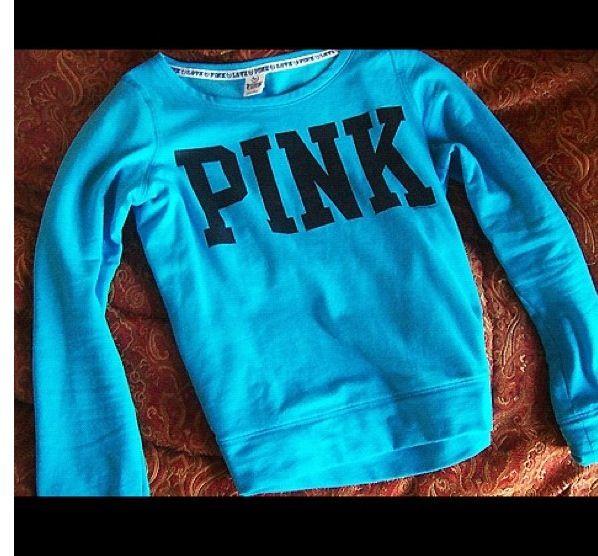 Victoria Secret's sweat shirts any color