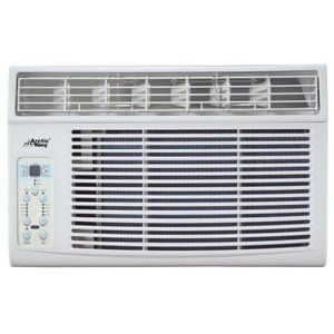 Arctic King Mwk 08crn1 Bj8 8000 Btu Window Mounted Air Conditioner I Love This Kicking Out The Cold Air And It Has A Remote Im Happ Window Air Conditioner Compact Air Conditioner Energy