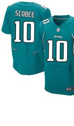 31211963 $78.00--Josh Scobee Jersey - Elite Teal Home Nike Stitched ...