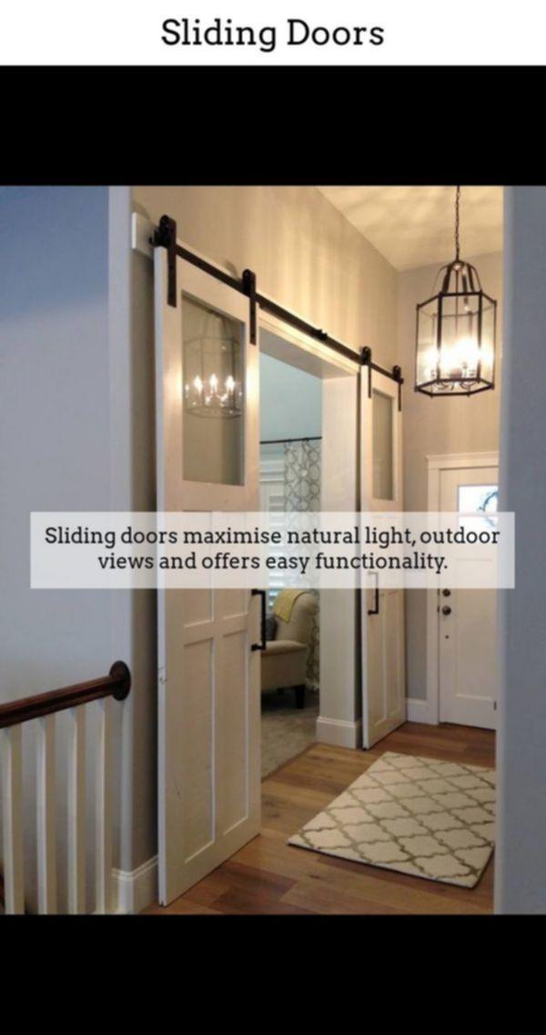 10x10 Grow Room Design: Sliding Doors. Build Modern, Light Room Designs By Having