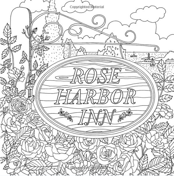 5 Things To Expect From Debbie Macombers New Coloring Book