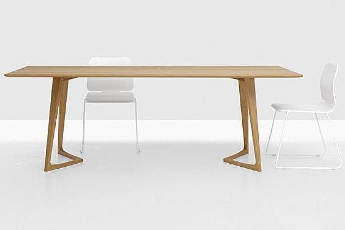 Perry Dining Table Modern Dining Table Solid Wood Sohoconcept