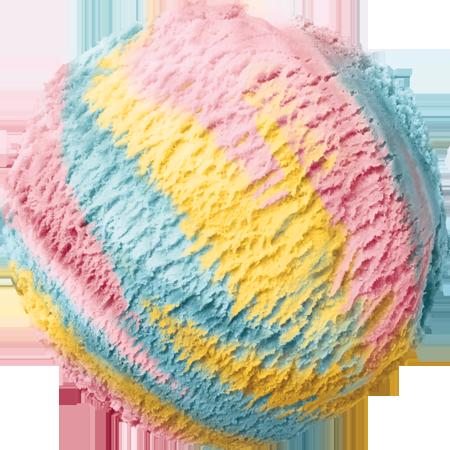 Scoop Ice Cream Tip Top