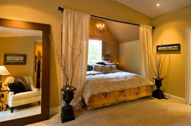 Small Romantic Master Bedroom Ideas