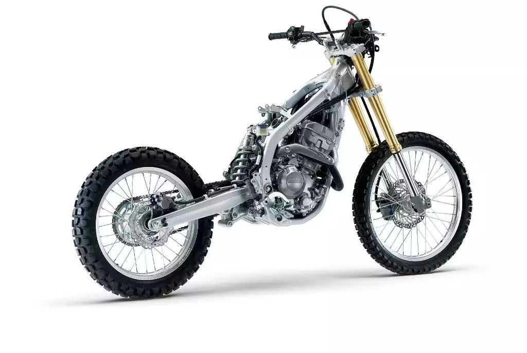 CRF 250 L Chasis | motorcycles | Pinterest