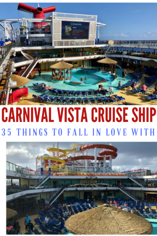 35 Things To Fall In Love With: Carnival Vista