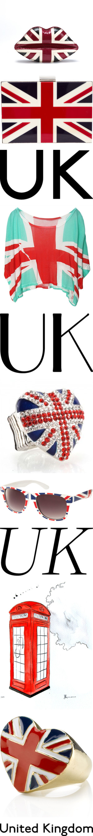 """""""Wear I Live: UK"""" by polyvore-editorial ❤ liked on Polyvore"""