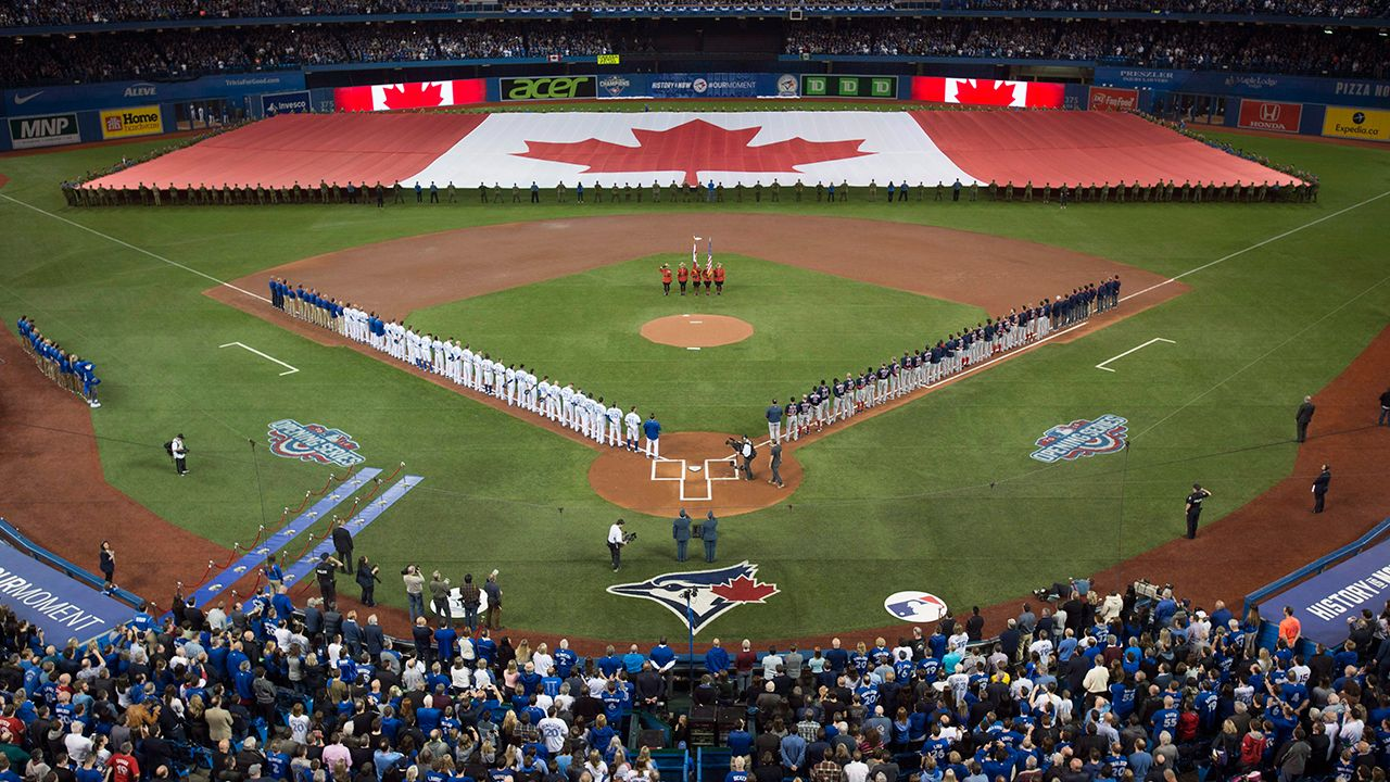 Rogers Centre to home to 10 million pounds of food