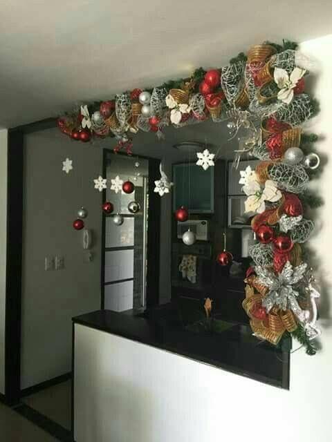 Pin by Tayana Gorostieta on White Pinterest Christmas decor
