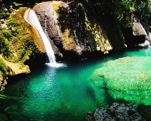 Jamaica To Swim Around A Waterfall With The One I Love