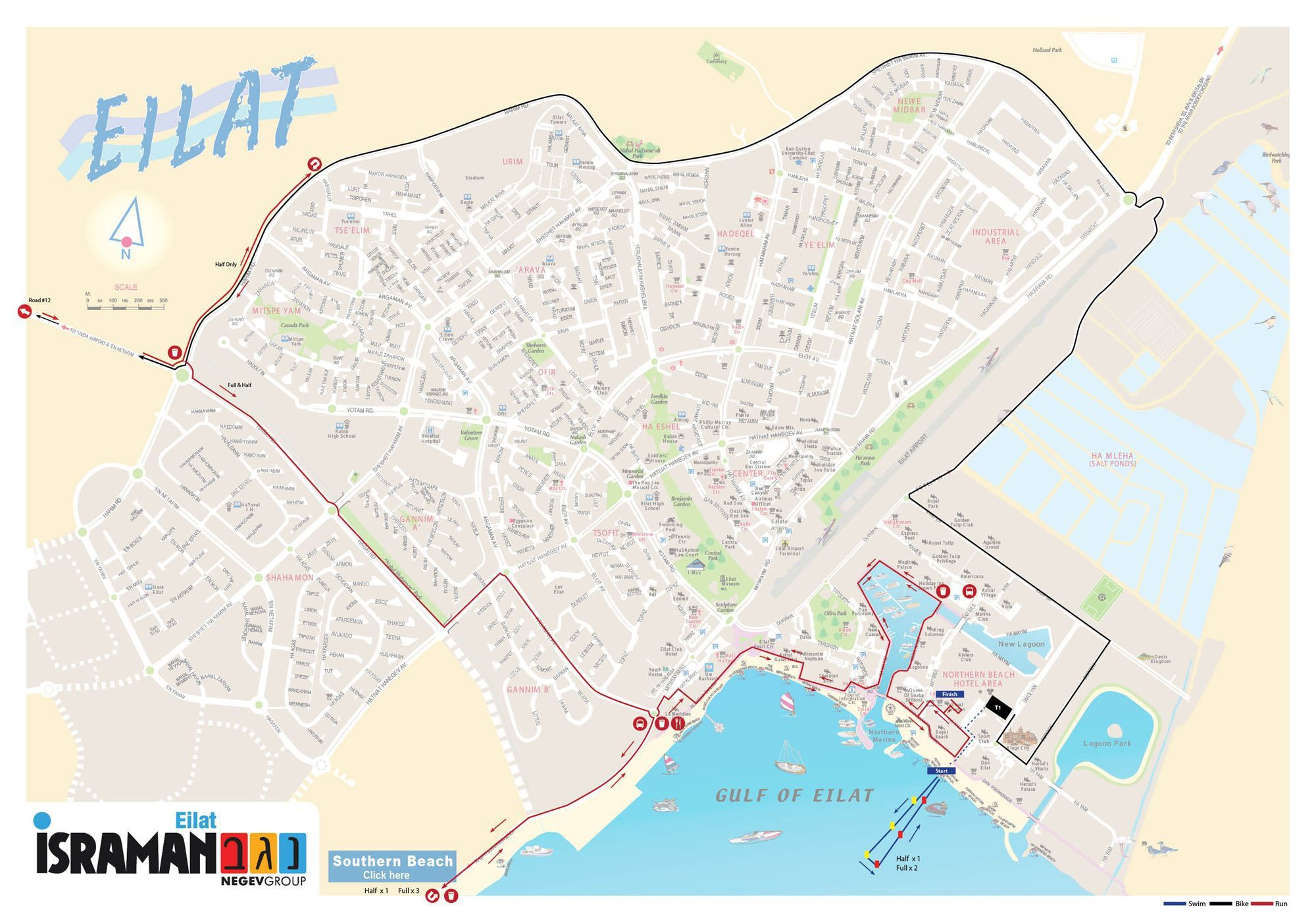 Maps for Eilat Touring Guides in Israel Pinterest Eilat and Israel