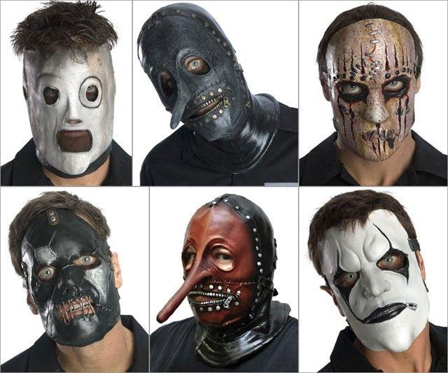 Slipknot Masks | Slipknot, Mask, Full face mask