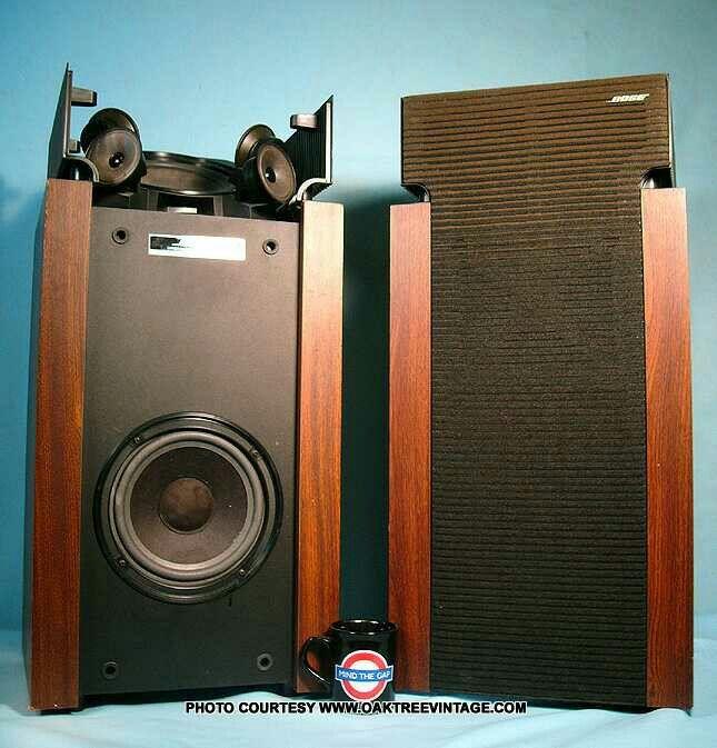 Bose 601 Series Ii Speaker Diy Speakers Home Audio Speakers