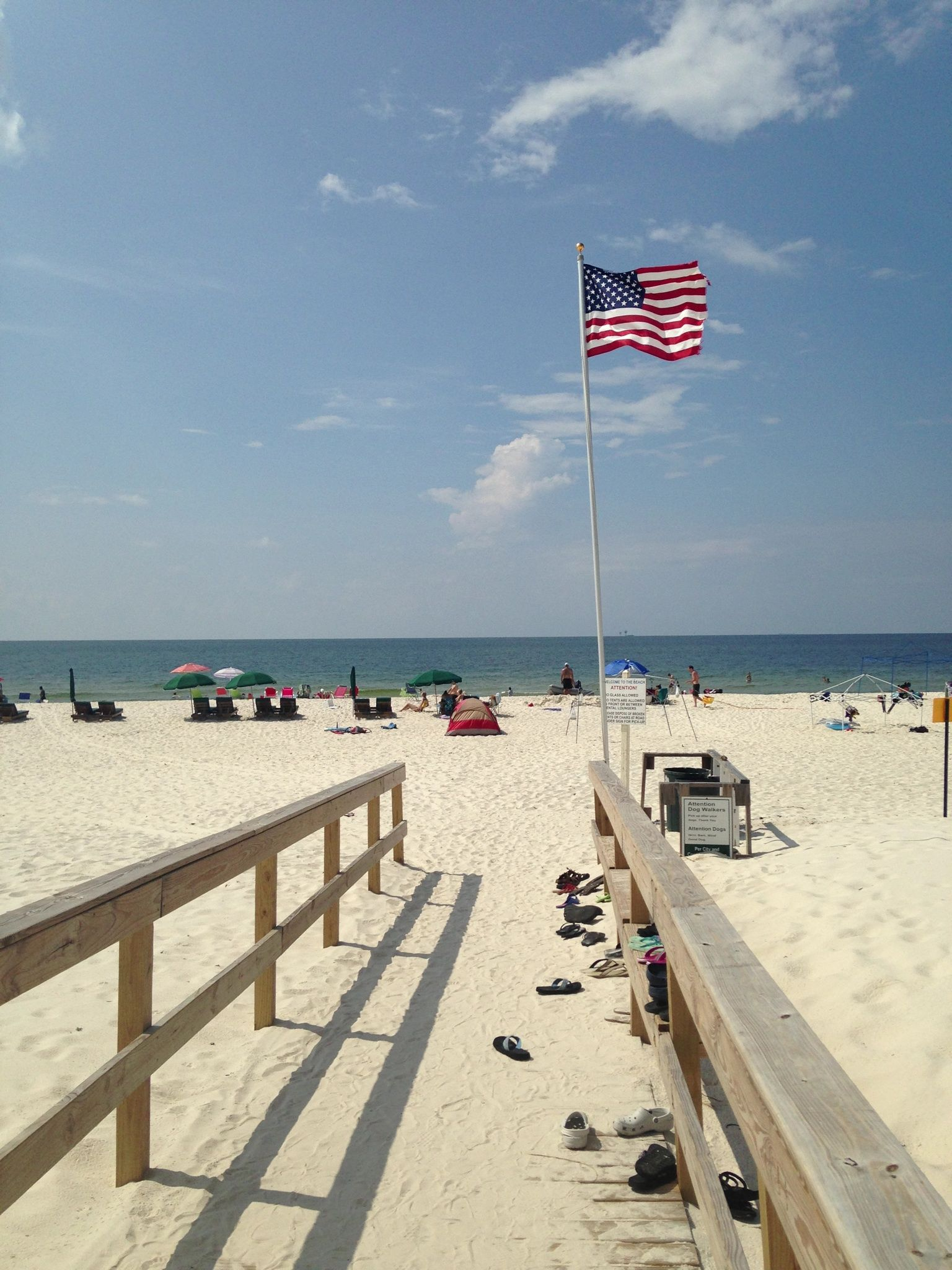 Perfect Beach Day At Fort Morgan Alabama! YOU CAN BE HERE