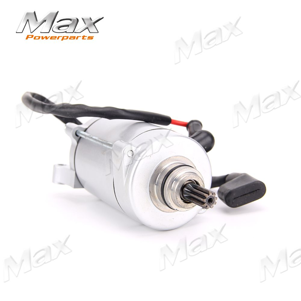 9T Electric Starter Motor Zongshen CB200 Air Cooled Engine