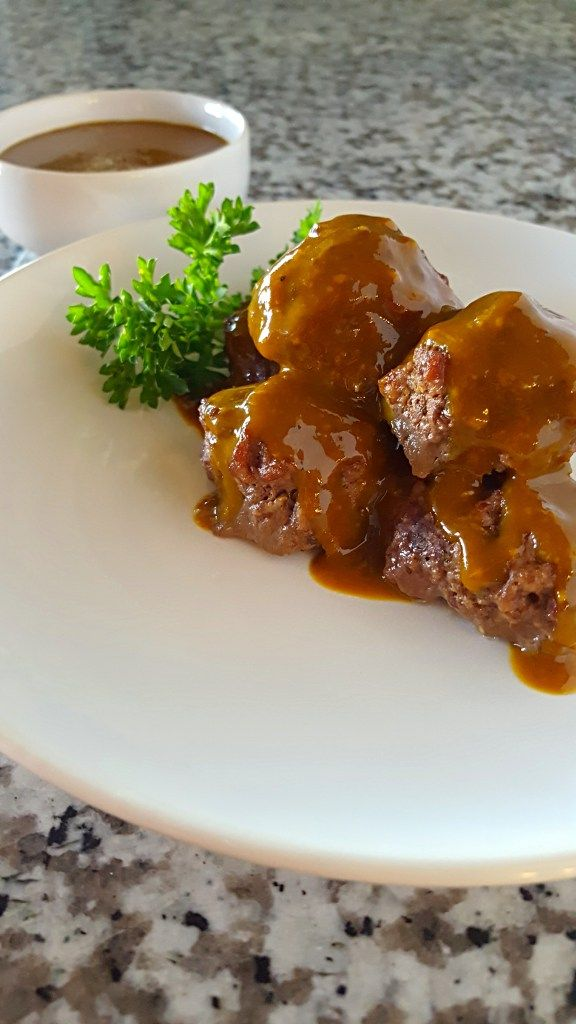Paleo Meatballs with Nightshade Free BBQ Sauce – Horse Cow Meow