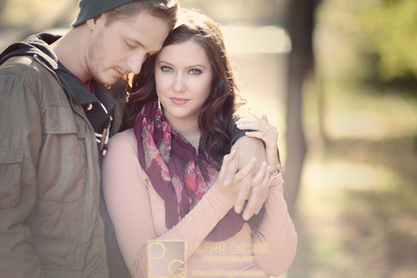 Clane Gessel Photography: Kelsey and James - Engagement photos in Redding, CA