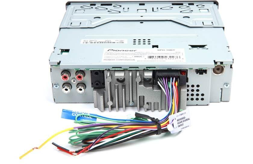 Pioneer Sph 10bt Digital Media Receiver Does Not Play Cds At Crutchfield Car Audio Systems Digital Media Crutchfield
