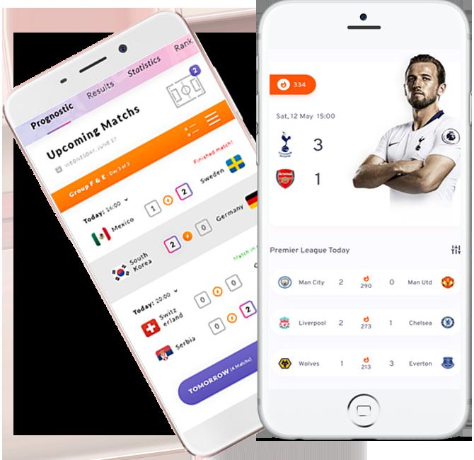 dphone in 2020 Football app, App development companies
