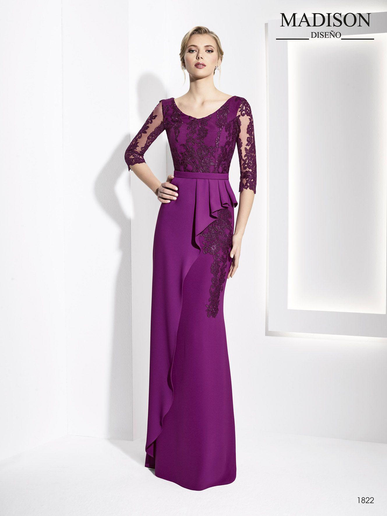 Si buscas un vestido en el que predomine la elegancia por encima de ...