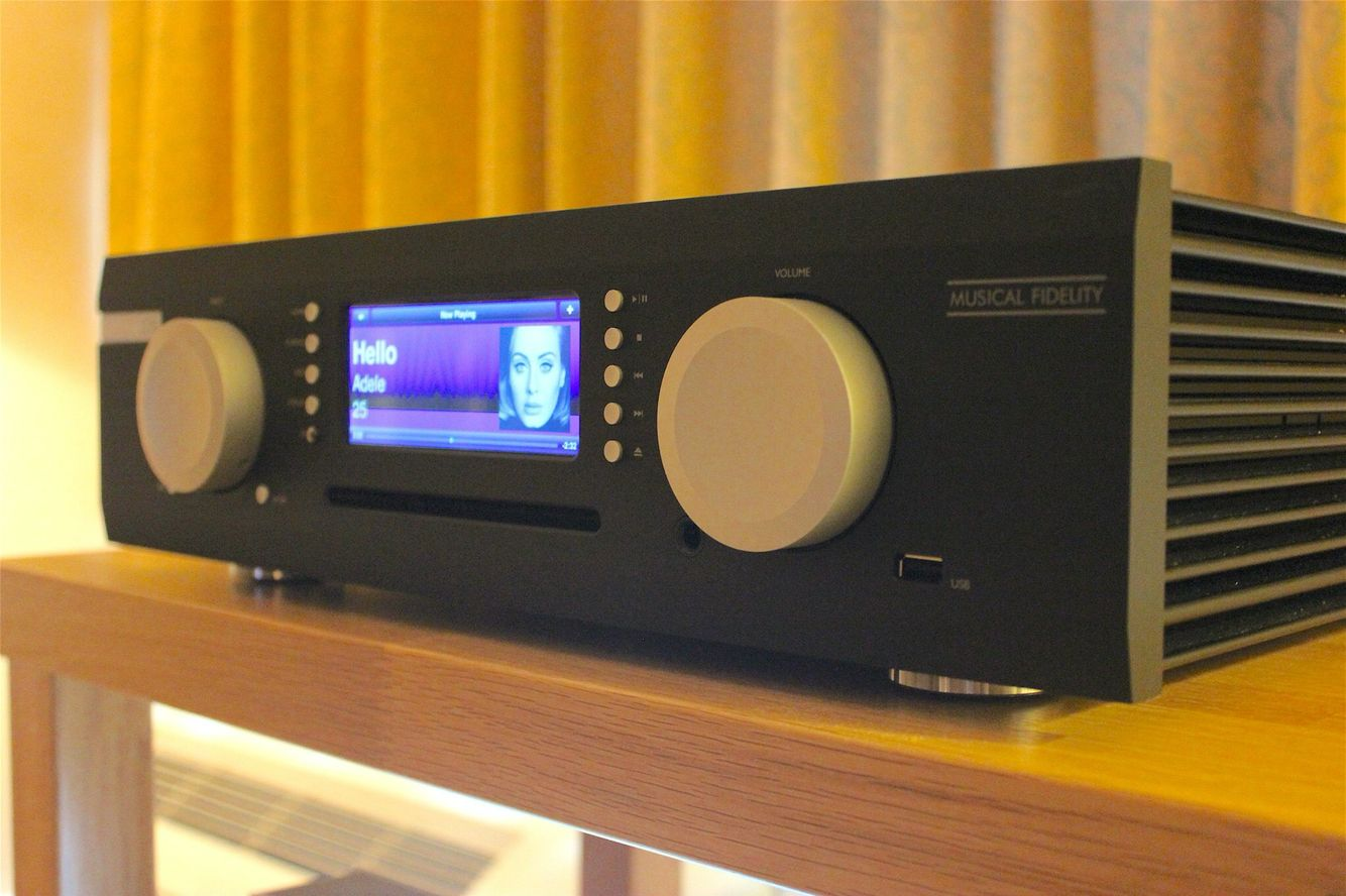 Audiophile Man Show Report Sound Vision 2016 - Year of Clean