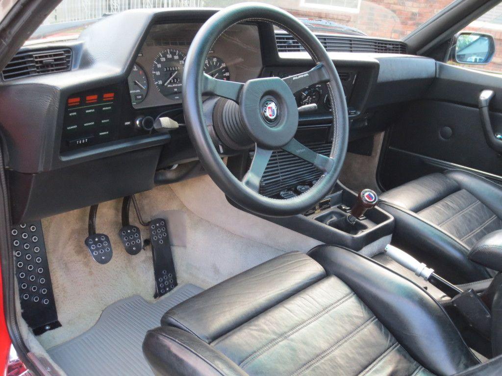 BMW 635 CSi B9 3,5 Alpina (1978).   BMW E24 6 series   Pinterest ...