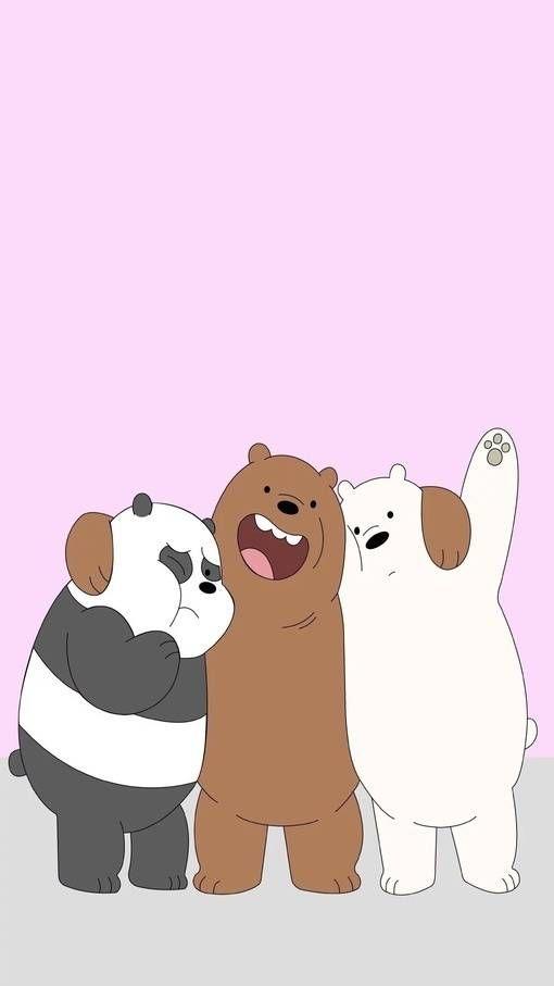 Three bears Aisha_Cake | backgrounds | Pinterest | Bears, Third ...