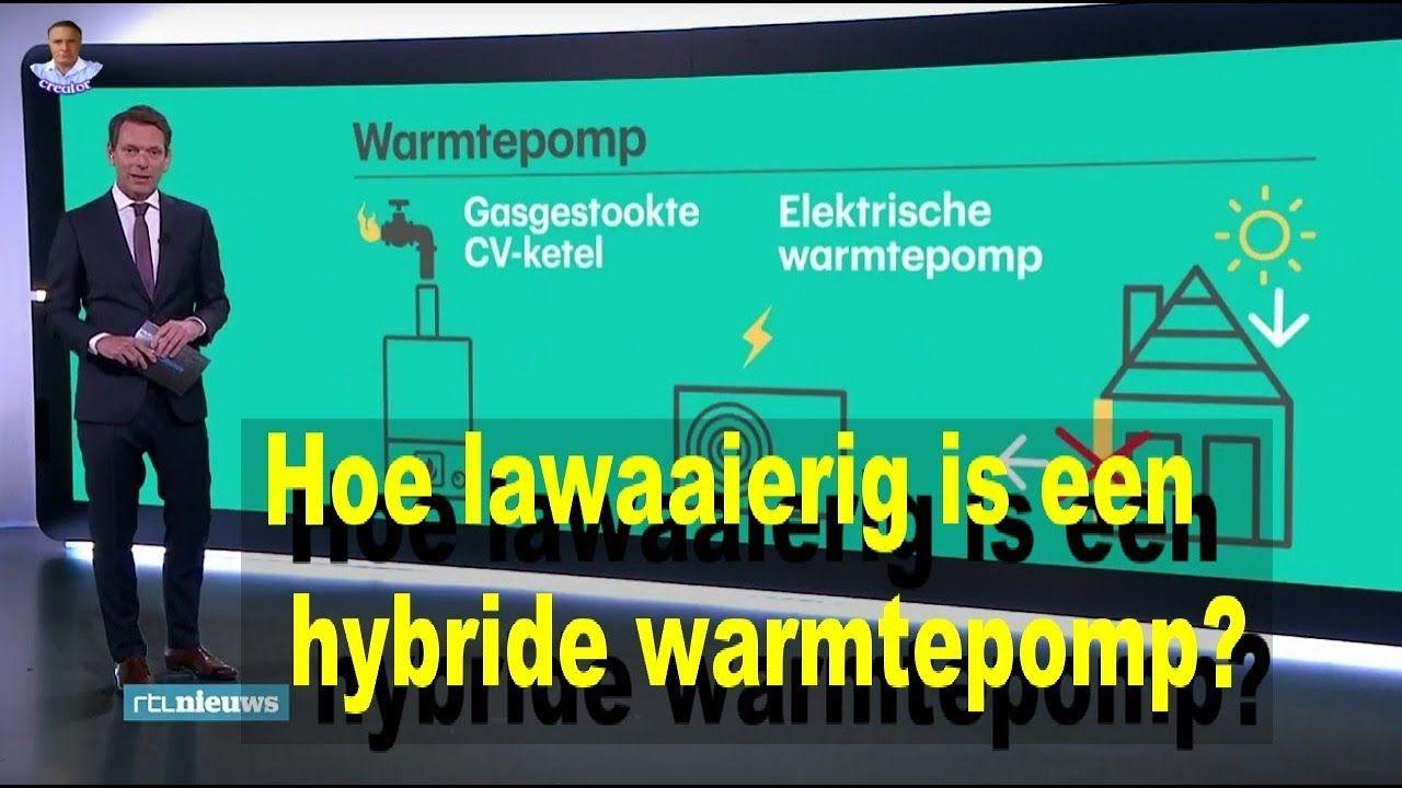 Hoe Lawaaierig Is Een Hybride Warmtepomp? Hoes, Cvketel