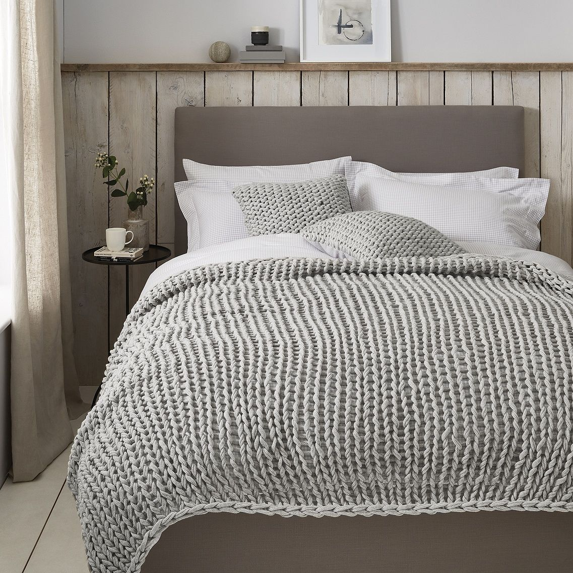 Wilby Throw & Cushion Cover Cushions, Bedspreads