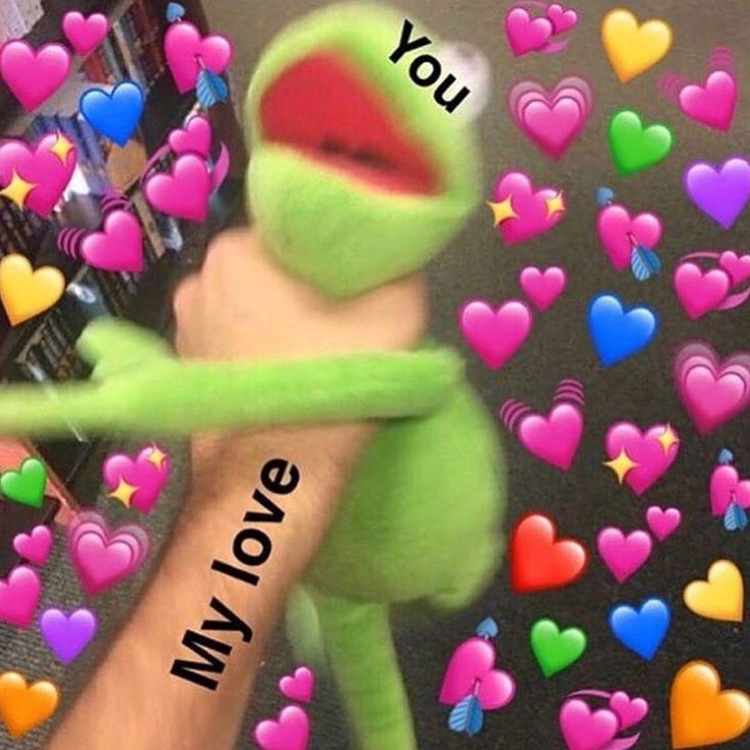 You Your Crush Meme