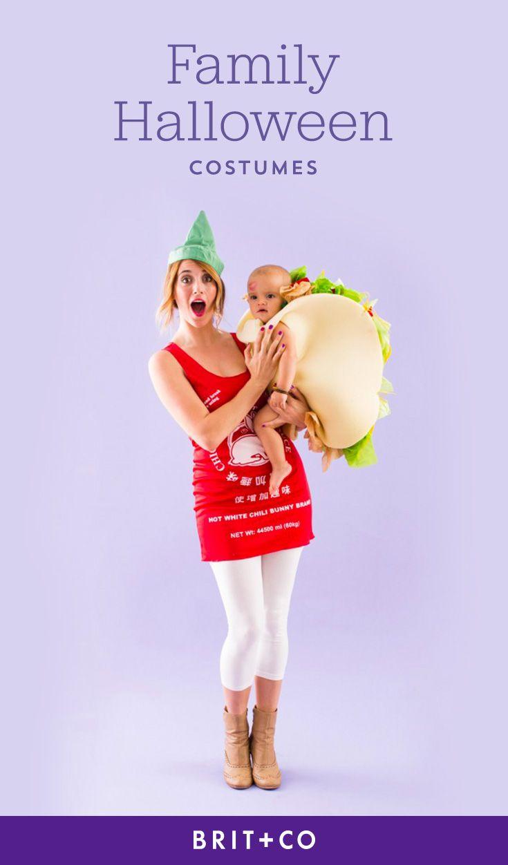 40 Fabulous Themed Family Halloween Costumes  sc 1 st  Pinterest & 40 Fabulous Themed Family Halloween Costumes | Halloween costumes ...