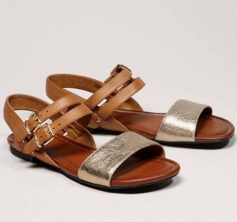 ficción Rechazado Apretar  Clarks Artisan Sandals - perfect blend of neutral and metallic | Clarks  Indira Rue | http://www.ae.com/web/browse/product.jsp?pr… | Metallic sandals,  Shoes, Sandals