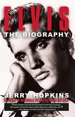 Elvis by Jerry Hopkins, 9780859654548.