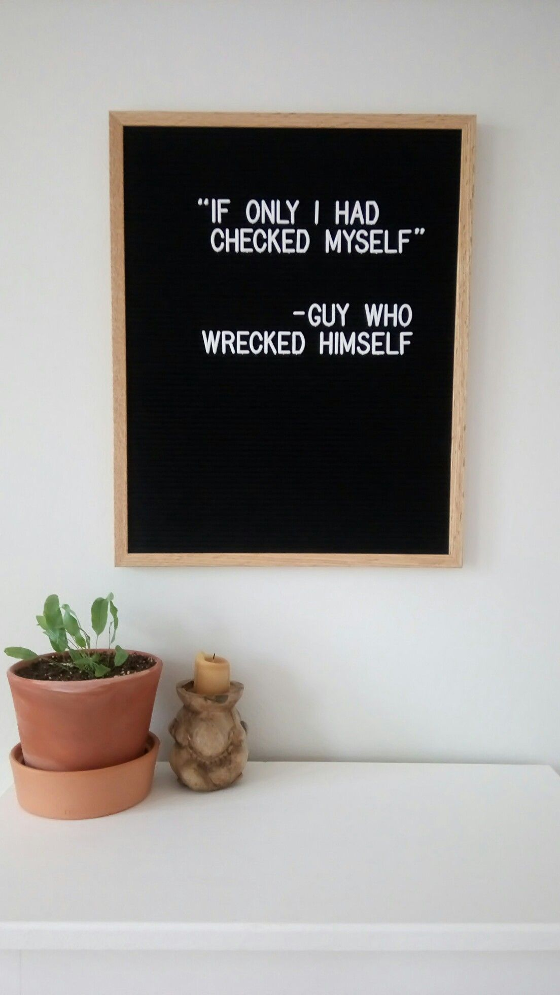 Myletterfolk Message Board Quotes Funny Letters Letter Board