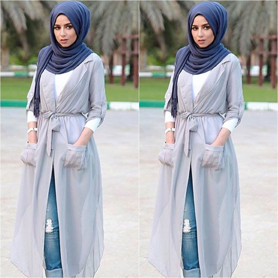 Gray long sleeve notched lapel belted maxi dress sleeve grey and