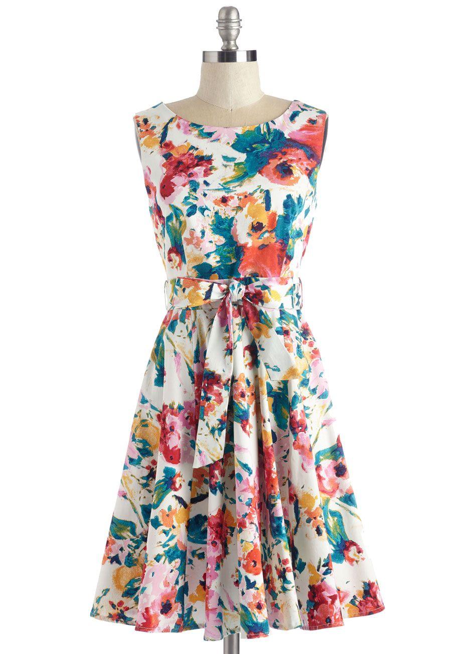 c862aa3841d Hour by Flower Dress. For a friend-filled soiree