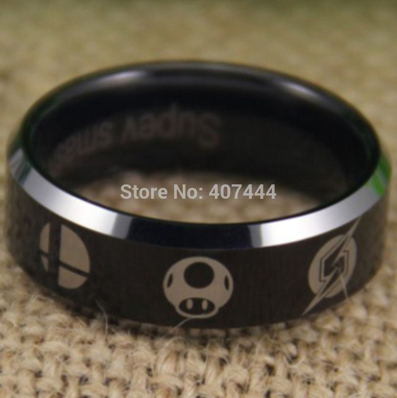 Smash Brothers Wedding Band I Kind Of Would Rock That