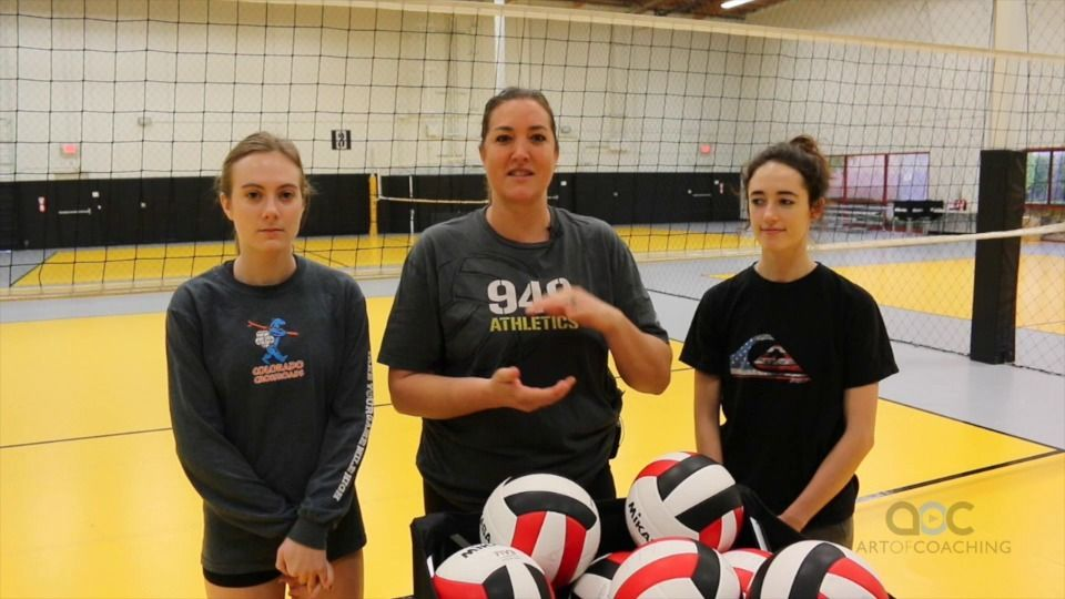 Cary Wallin Keys To Improving A 4 Step Approach The Art Of Coaching Volleyball Coaching Volleyball Coaching Cary