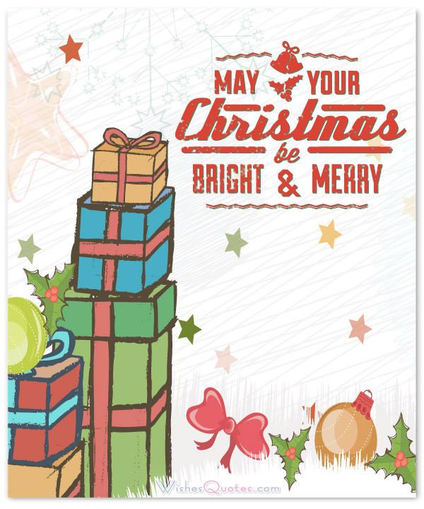What to Write in your Christmas Card CrowdifyClub Positive and