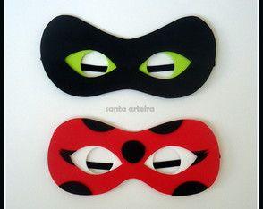 Masken-lady
