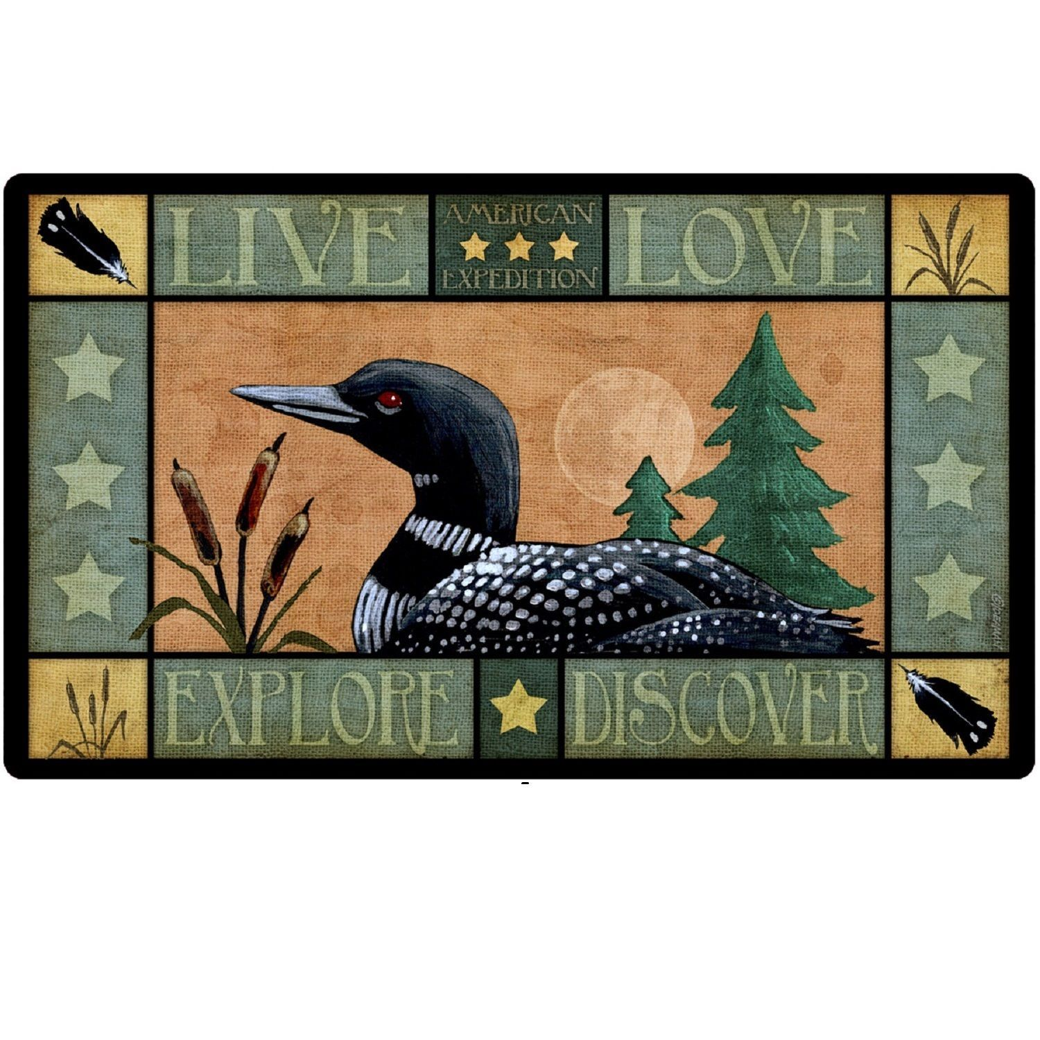 American Expedition Lodge Series Cutting Board (