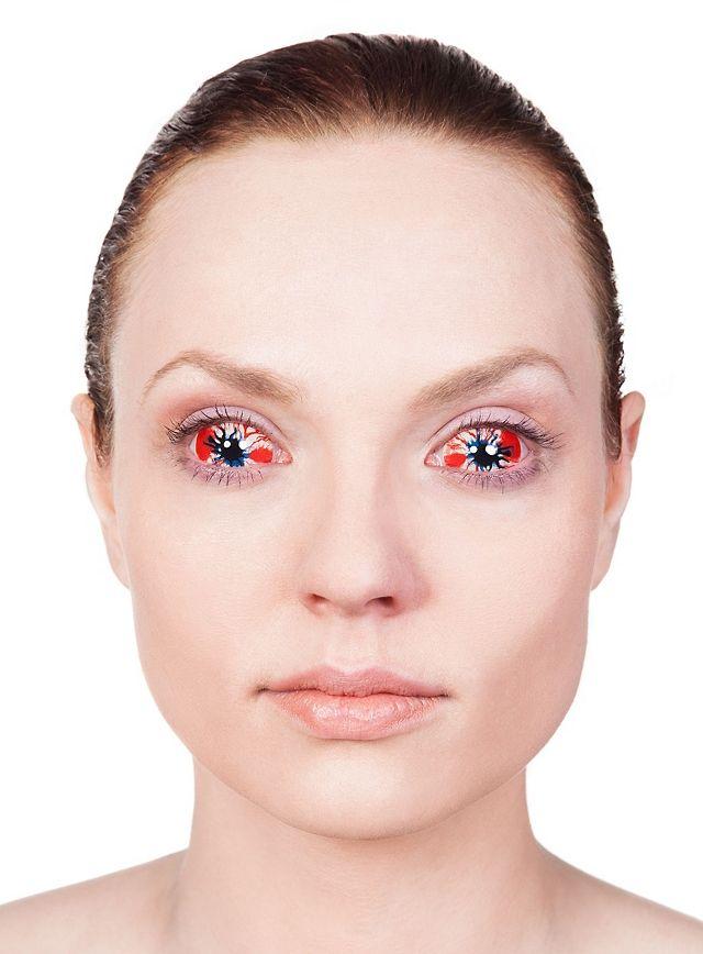 5d0b634f023 Sclera Zombie Contact Lenses