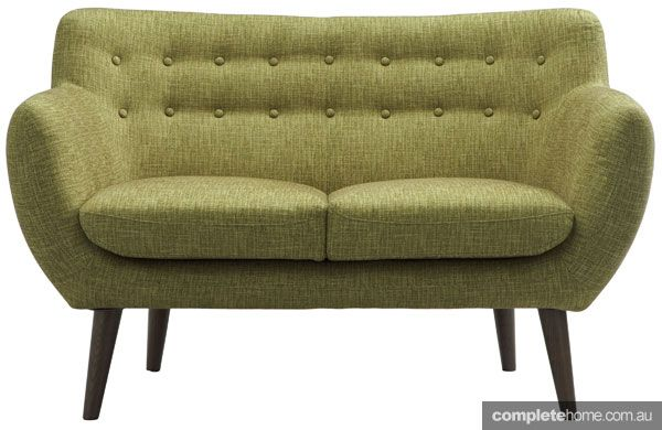 Retro Couches Bergman Two Seater From Dare Gallery