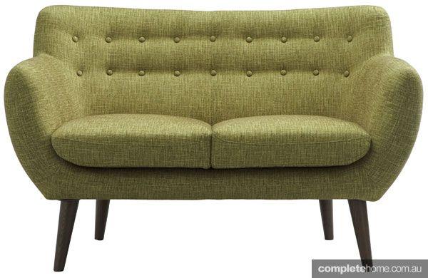 retro couches Bergman twoseater from Dare Gallery daregallery
